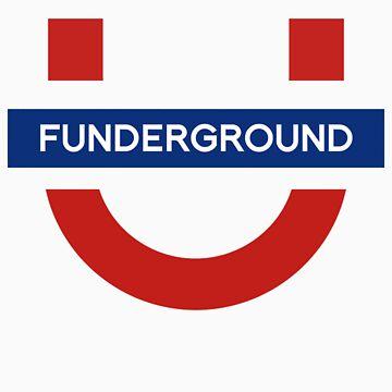 funderground by electrosauce