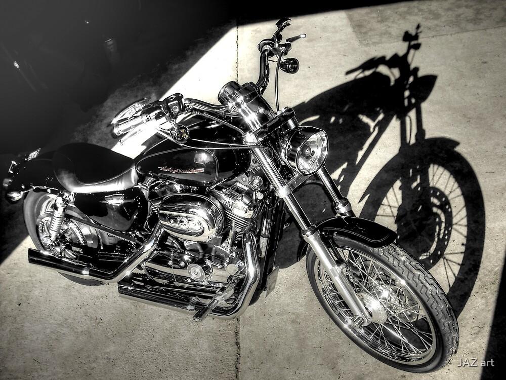 lo rider by JAZ art