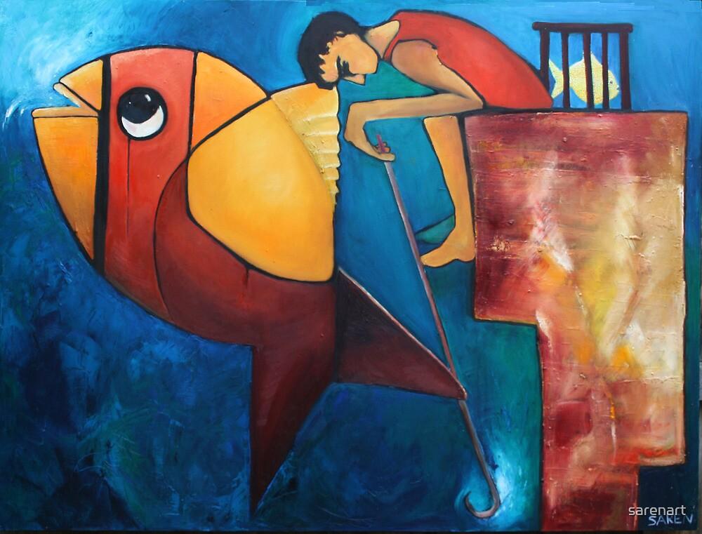 Bigger Fish to Fry by sarenart