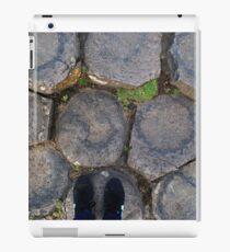 In Finn McCool's footsteps iPad Case/Skin