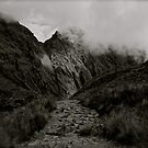 Inca Trail - Day Two - The Decent by Oli Johnson