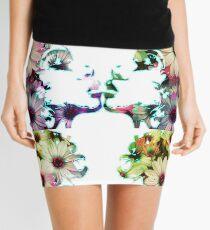 FloralBeauty Mini Skirt