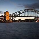 SHB - Sydney Harbour Bridge by Crispin  Gardner IPA