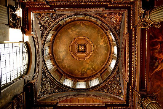 ~The Painted Hall - Entrance~ by a~m .