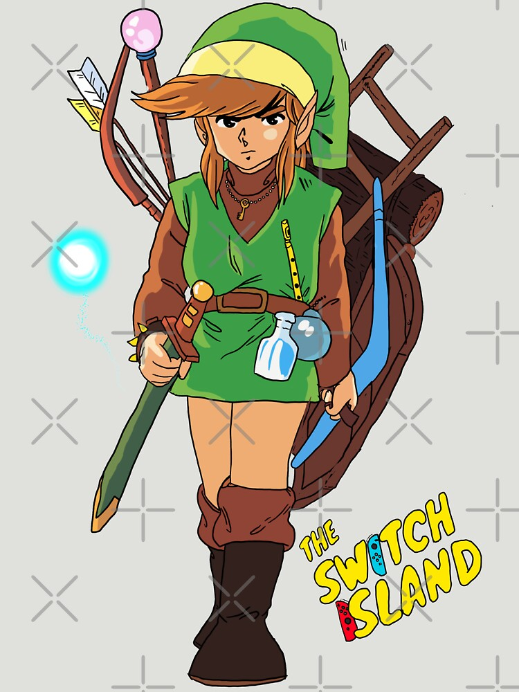 Link #2 On The Switch Island by TheSwitchIsland