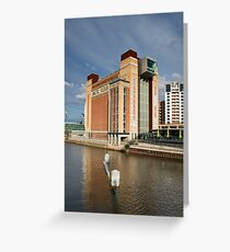 Baltic Flour Mills Greeting Card