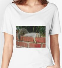Just Chillin' Women's Relaxed Fit T-Shirt