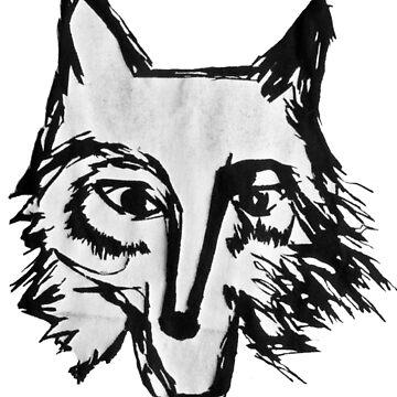 Grey Wolf by greenhil