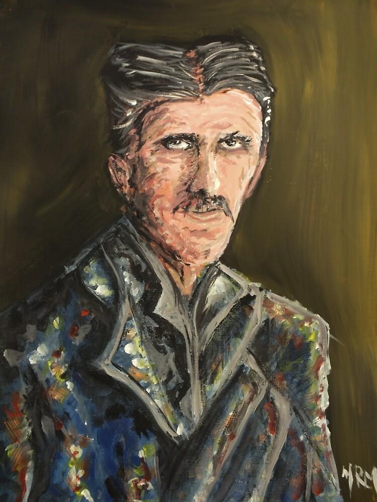 Innovators - Nikola Tesla by mrmccurdy