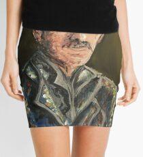 Innovators - Nikola Tesla Mini Skirt