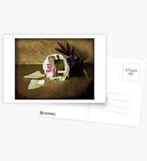 PEONIA Postcards
