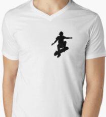 Skater Small - Black T-Shirt