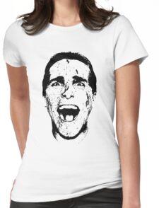 Patrick Bateman Womens Fitted T-Shirt