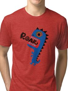 Roar Monster Tri-blend T-Shirt