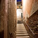 "Narrow ""Calle"" by Mattia Oselladore"