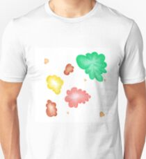 Beautiful colorful shapes for good mood Unisex T-Shirt