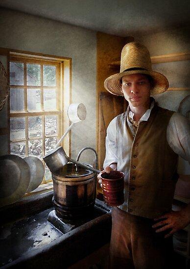 Farm - The Farmer by Michael Savad