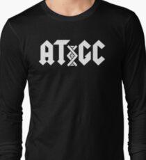 Camiseta de manga larga ADN AC / DC