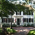 Jefferson Cutter House, Arlington, MA, USA by Judi FitzPatrick