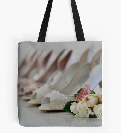 Bridal Shoes Tote Bag