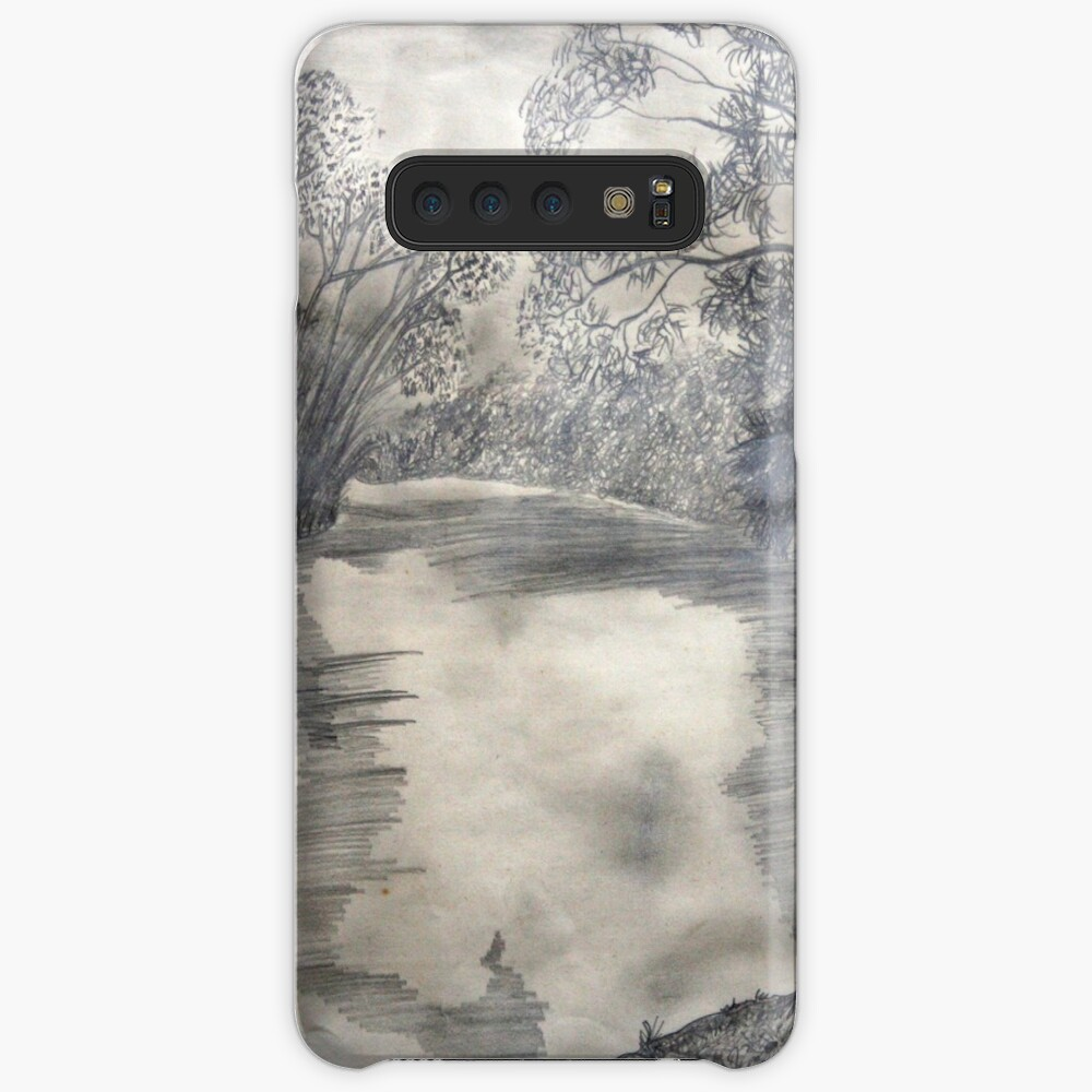 At the river Case & Skin for Samsung Galaxy
