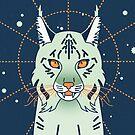 Mystical Lynx Cat by TinyBee