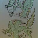Dragon by vampibunni