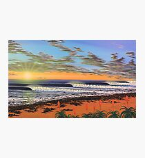 J-Bay  - South Africa Photographic Print
