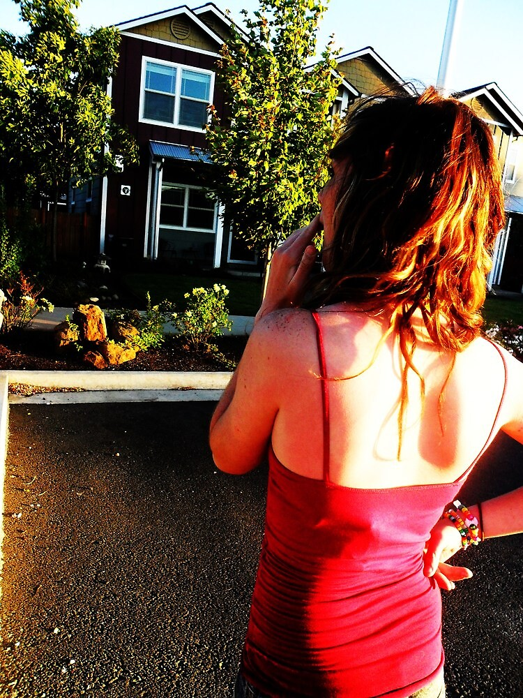 Pondersome - Kayleigh Godfrey by Chloe Lindgren