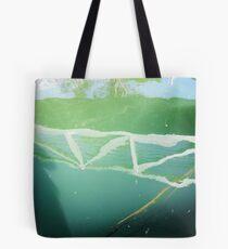 Reflection Bridge - Brookings, Oregon Tote Bag