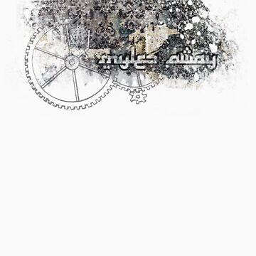 myles AWAY - Gears and Steam Power my Machine by mylesaway