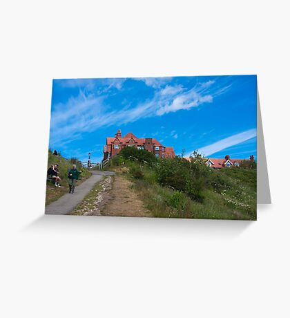 Robin Hood Bay  Greeting Card