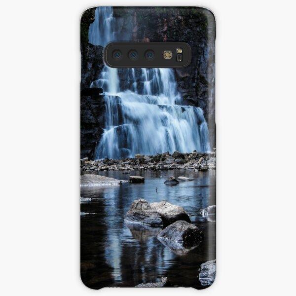 Secret Cascading Waterfall Gorge Samsung Galaxy Snap Case