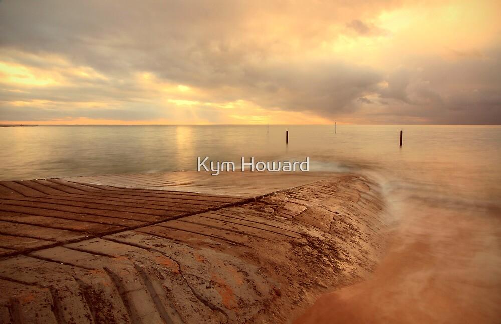 Boatramp by Kym Howard