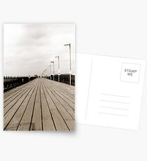 Ryde Pier - Isle of Wight Postcards