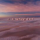 Sunrise over the salt by DianaC