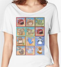 Baby animals 2 Women's Relaxed Fit T-Shirt