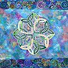 Celtic Triptych Part two by Lynne Kells (earthangel)