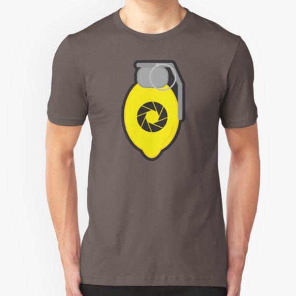 Lemon Grenade Slim Fit T-Shirt