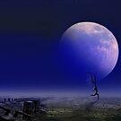 Once In A Blue Moon by Igor Zenin