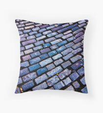 Cobble Stones Throw Pillow