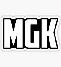 Machine Gun Kelly Sticker