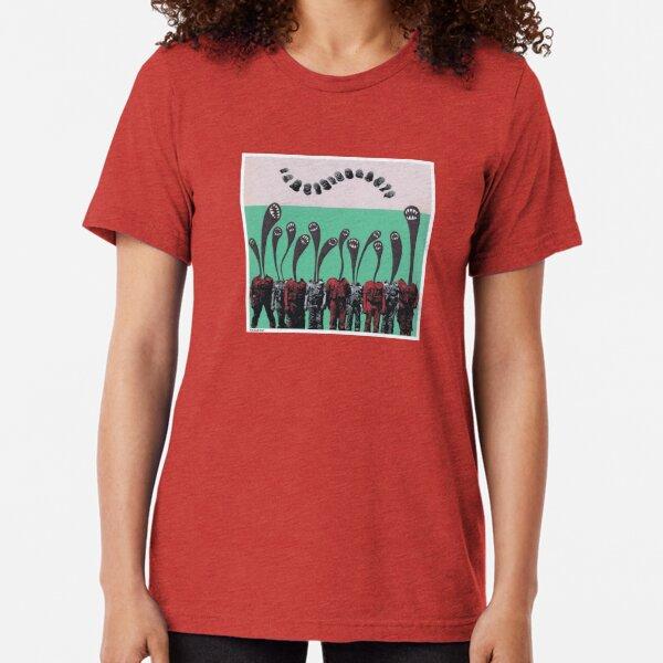Demon Corps Tri-blend T-Shirt