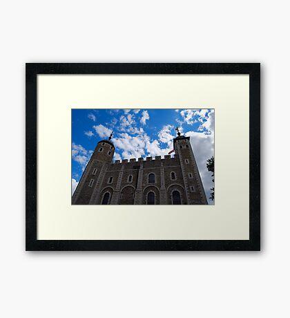 TheTower of London Framed Print