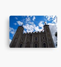 TheTower of London Canvas Print