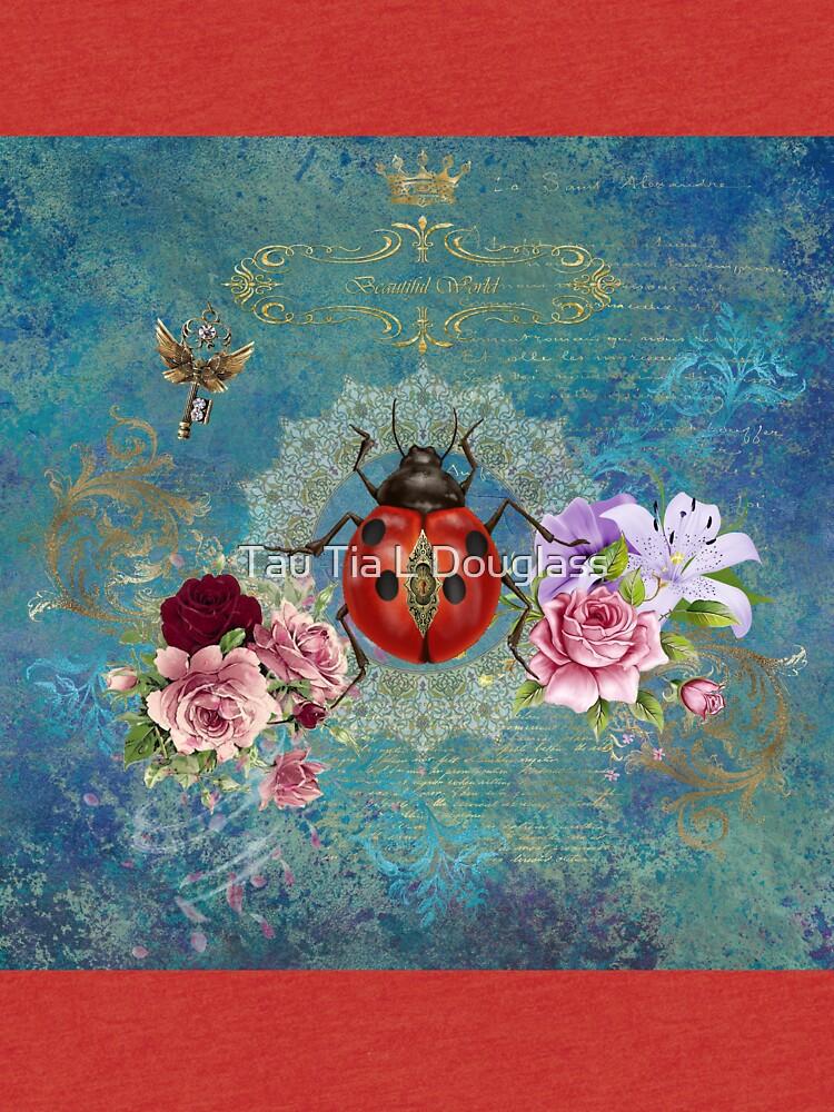 Ladybug Beautiful World by PurplePeacock