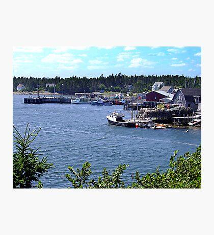 Bush Island-Nova Scotia Photographic Print
