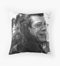 And Your Point? Throw Pillow