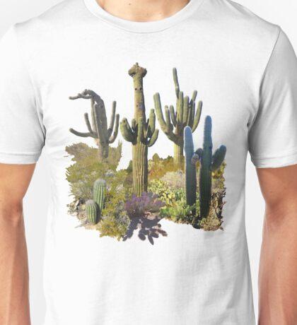 Giant Saguaros of the Sonoran Desert Unisex T-Shirt