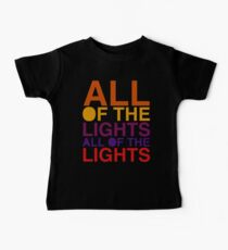 All of the Lights Color Kids Clothes